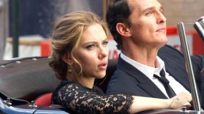 Scarlett és Matthew a Dolce&Gabbana arcai