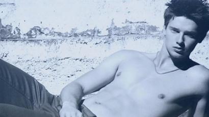 Schwarzenegger fia betör a divatszakmába
