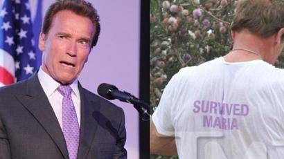 Schwarzenegger kigúnyolta exnejét