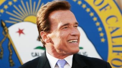 Schwarzeneggernek befellegzett