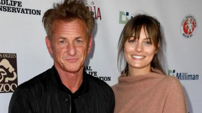 Sean Penn tényleg megházasodott