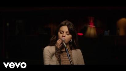 Megjelent Selena Gomez új dalának akusztikus verziója