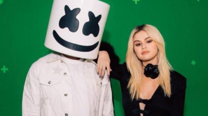 Selena Gomez angyalian hangzott élőben Marshmello oldalán