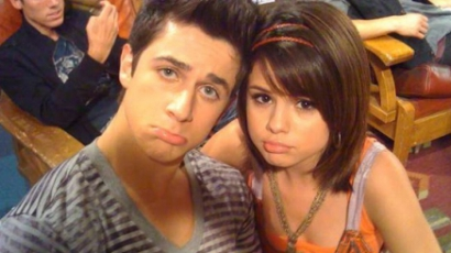 Selena Gomez David Henrie-vel bulizott