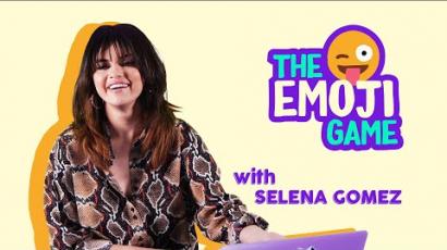 Selena Gomez emojik alapján jött rá dalok címére