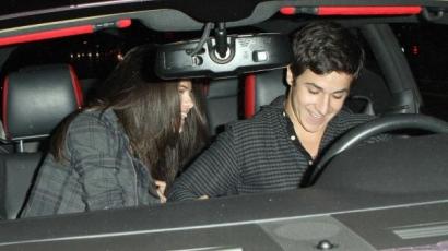 Selena Gomez és David Henrie újra együtt?