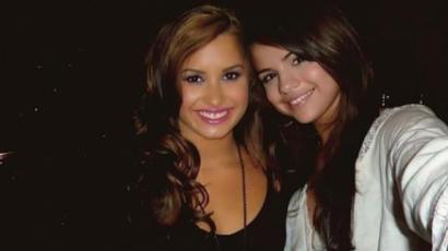 Selena Gomez és Demi Lovato: a barátság örök!