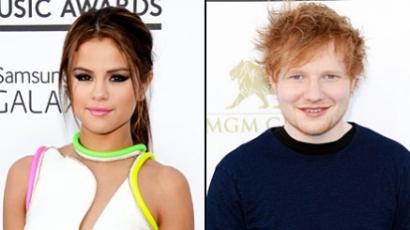 Selena Gomez és Ed Sheeran összejöttek?