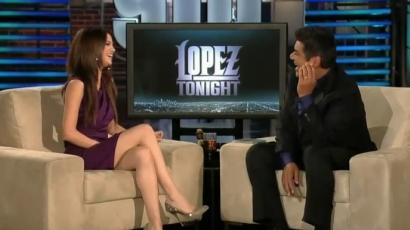 Selena Gomez magyarul beszélt a talkshow-ban