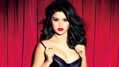 Selena Gomez megmutatta szexis oldalát