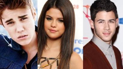 Selena Gomez sírt és dühöngött