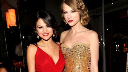 """Selena Gomez: """"Taylor olyan, mintha a testvérem lenne"""""""