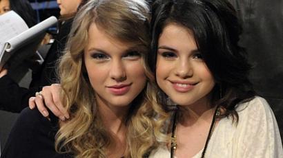 Selena szívesen turnézna Taylor Swifttel