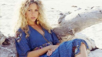 Shakira, a szegény gyermekek védelmezője