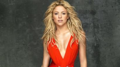 Shakira a Self magazin címlapján