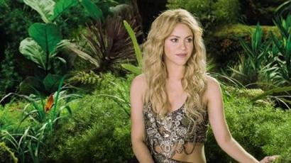 Shakira az Activia reklámjában lesz látható