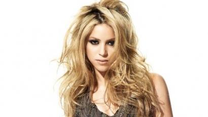 Shakira Magyarországra jön