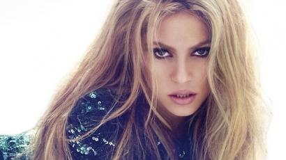 Shakira megajándékozta a venezuelai elnököt