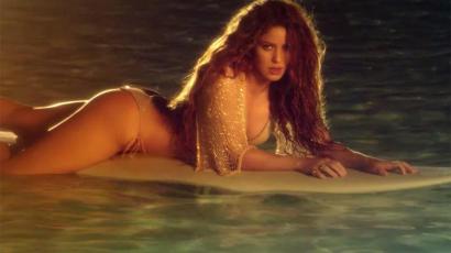 Shakira meglepte rajongóit: új dallal tért vissza