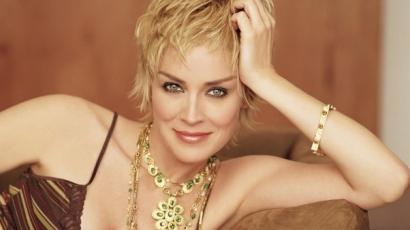 Sharon Stone smink nélkül is gyönyörű