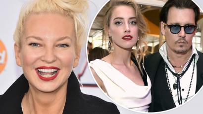 Sia szerint Johnny Depp volt az áldozat