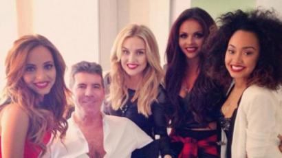 Simon Cowell elárulta, miért szakított a Little Mix-szel