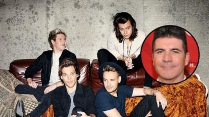 Simon Cowell jó hírekkel szolgált a One Direction-rajongóknak