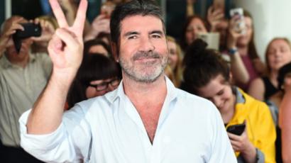 Simon Cowell kórházba került