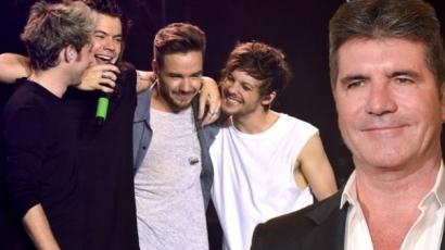 Simon Cowell reményt adott a One Direction-rajongóknak