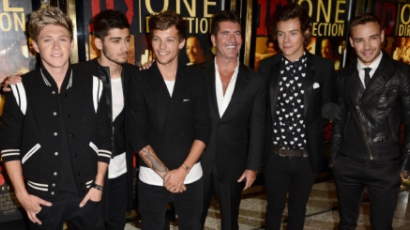 "Simon Cowell: ""A One Direction fel fog oszlani!"""