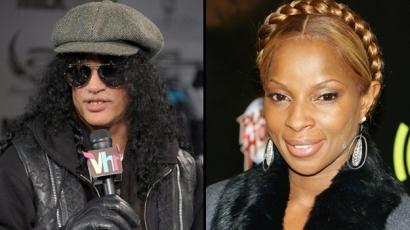 Slash és Mary J. Blige összefogott