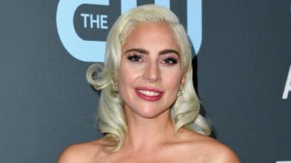 Smink nélküli fotót posztolt Lady Gaga, természetesen is gyönyörű