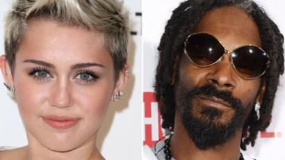 "Snoop Lion: ""Miley Cyrus fantasztikus"""
