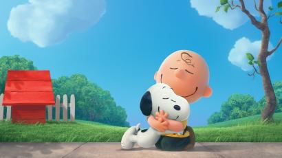 Snoopy debütál a mozivásznon