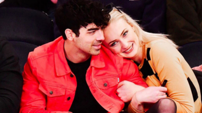 "Sophie Turner Joe Jonasról: ""Elhívtam a rögbis barátaimat a randira, mert aggódtam"""