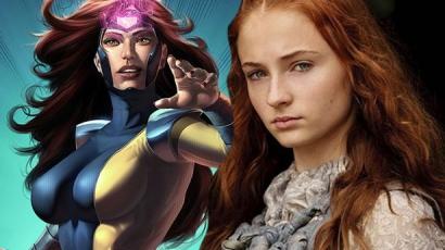 Sophie Turner is szerepet kapott az új X-Men-filmben
