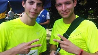 SP és Ben taroltak a maratonon