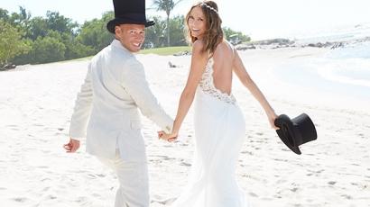 Stacy Keibler férjhez ment