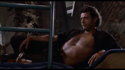 Steven Spielberg ki akarta írni Jeff Goldblum karakterét a Jurassic Parkból