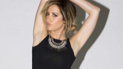 Stílusikonjairól mesélt Ashley Tisdale