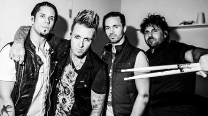 Stúdióban a Papa Roach - interjú