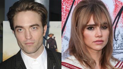 Suki Waterhouse-nak udvarol Robert Pattinson