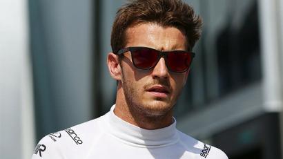 Súlyos balesetet szenvedett Jules Bianchi