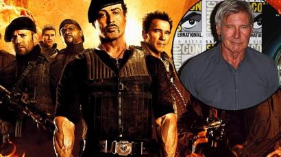 Sylvester Stallone: Willis megy, Ford jön