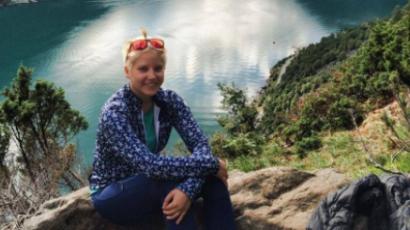 Szabó Zsófi skandináv kalandtúrán vett részt