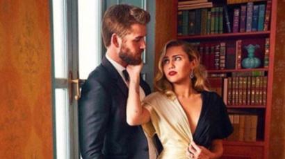 Szakított Miley Cyrus és Liam Hemsworth?