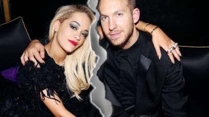 Szakított Rita Ora és Calvin Harris