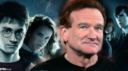 Származása miatt nem kaphatta meg álmai szerepét a Harry Potterben Robin Williams