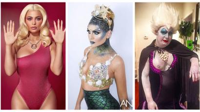 #SZAVAZÁS! Ugyanazok a halloweeni kosztümök, de melyik sztárnak álltak jobban? – I. rész