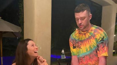 Szent a béke: Justin Timberlake örömteli szülinapot szervezett feleségének
